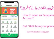 How-to-open-Easypaisa-account