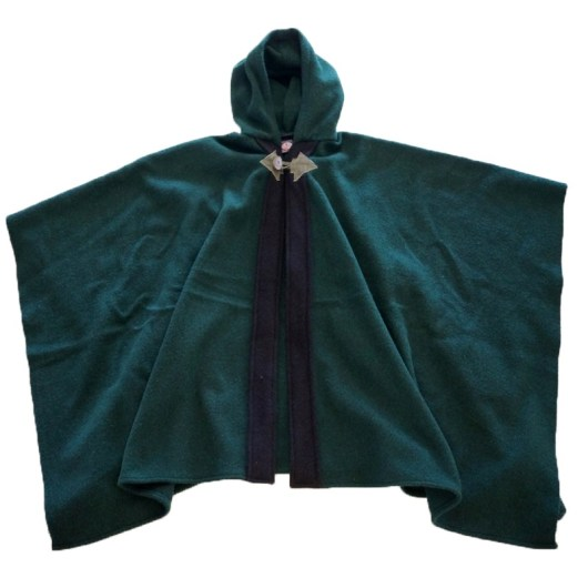 single layer cape