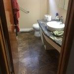 Roll-under Bathroom Sink 2