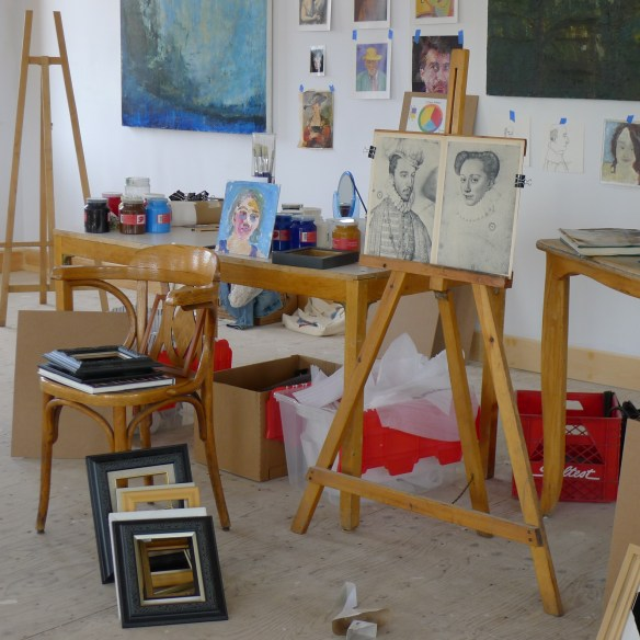 Jane Zdansky Acrylic Workshop 2013