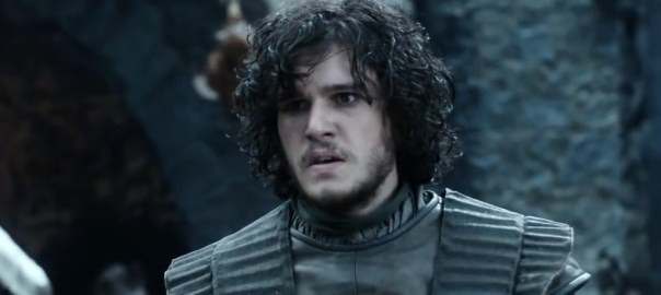 Jon Snow, a character in Game of Thrones