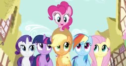 Pinkie Pie sings a song about her love of happiness and laughter.