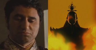 The mysterious Fire Lord Ozai is revealed too soon in the Shyamalan movie.