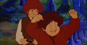 Ralph Bakshi's bastardized version of Samwise Gamgee.
