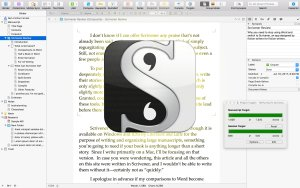 Why you should use Scrivener for all your writing needs