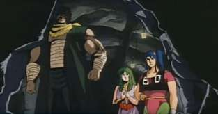 Violence Jack finds a way out of Evil Town.