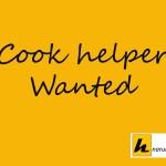Cook helper mamawh