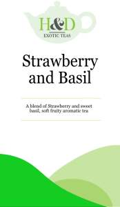 Strawberry and Basil