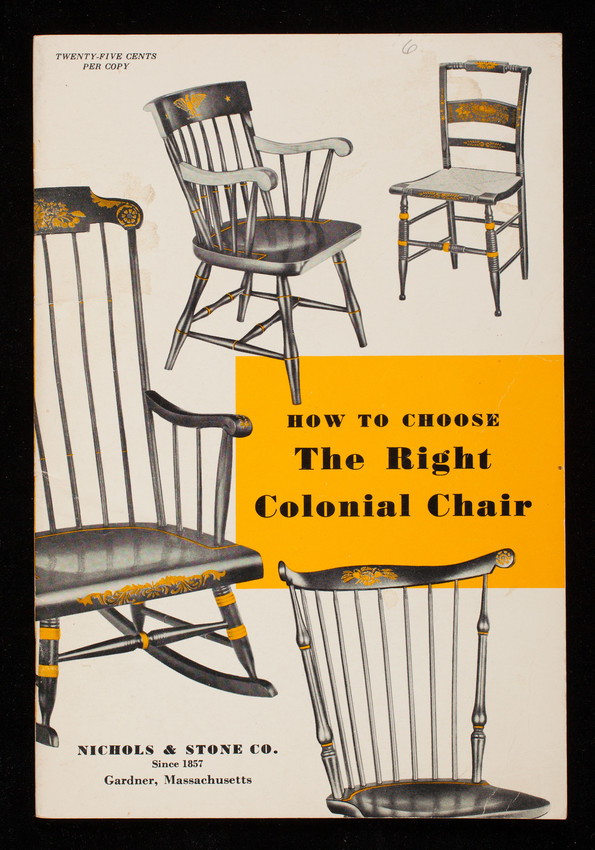 How To Choose The Right Colonial Chair Nichols Amp Stone Co
