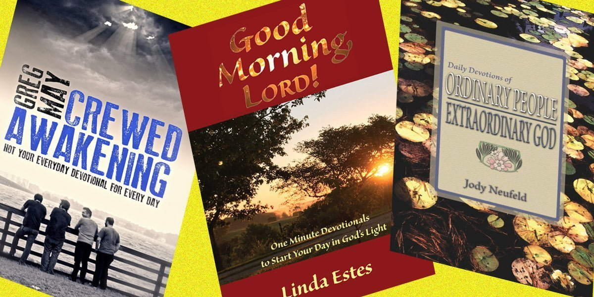 On Sale: Devotional Books