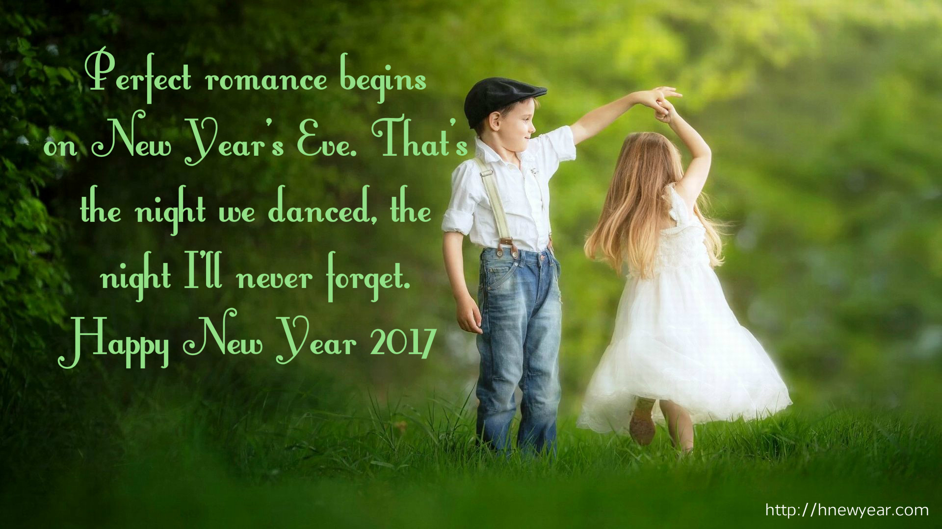 couple new year wishes