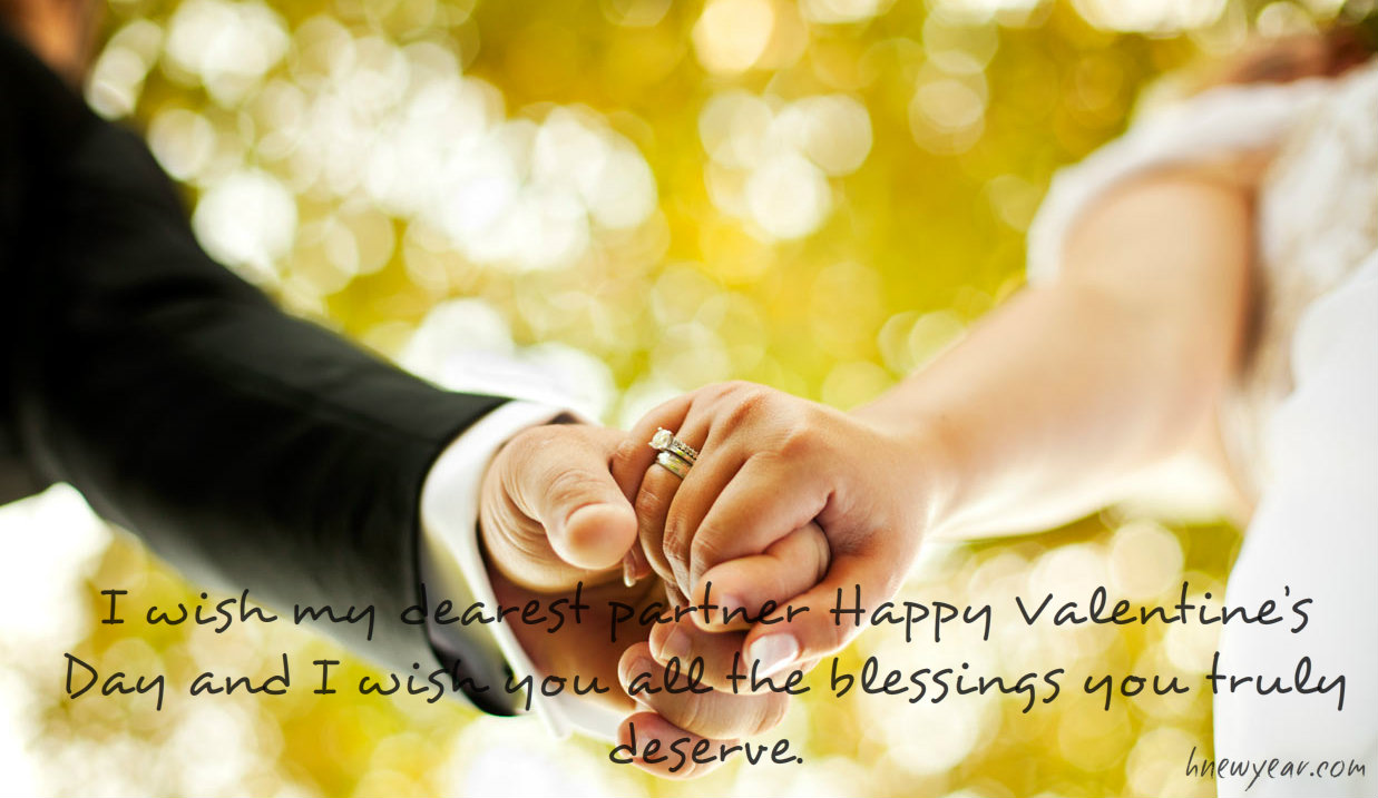 Romantic Valentines Day Wishes For Fiance 2017 Quotes SMS