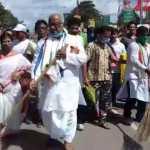 মহত্মা গান্ধীর জন্মদিনে স্বচ্ছ ভারত অভিযানে সৌগত রায়