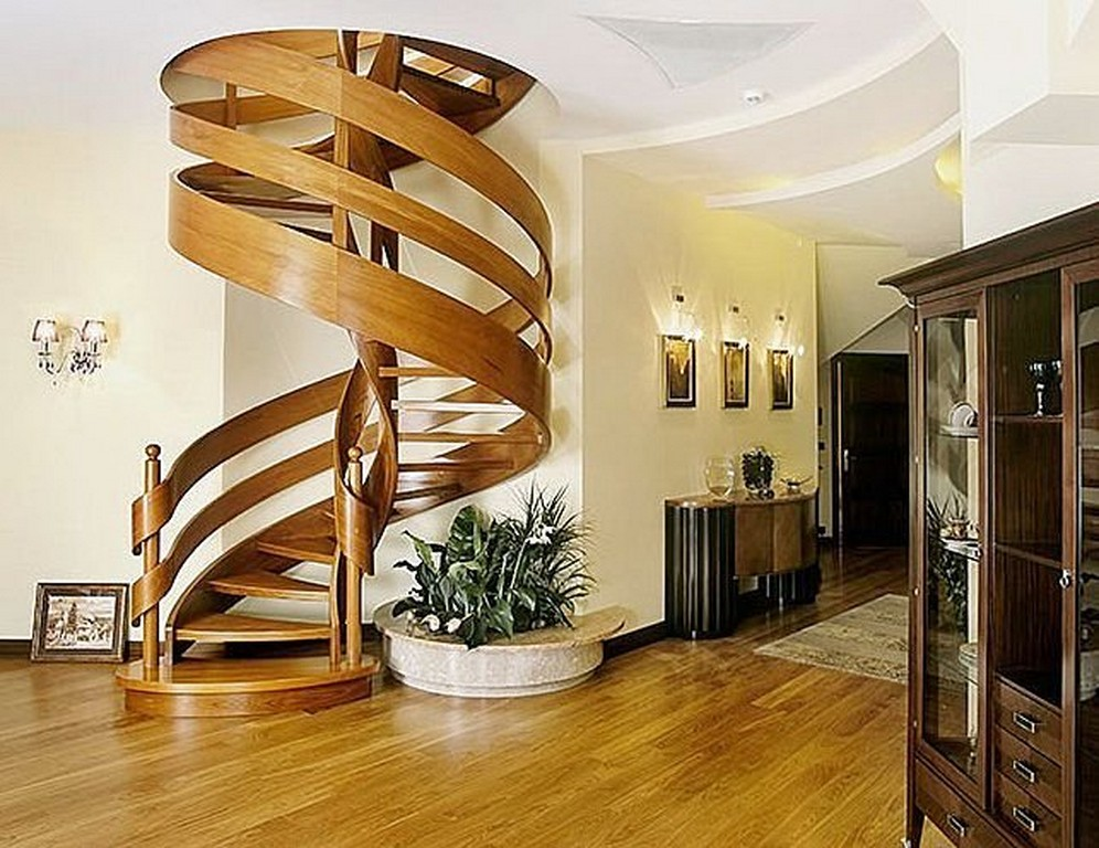22 Modern & Innovative Staircase Ideas