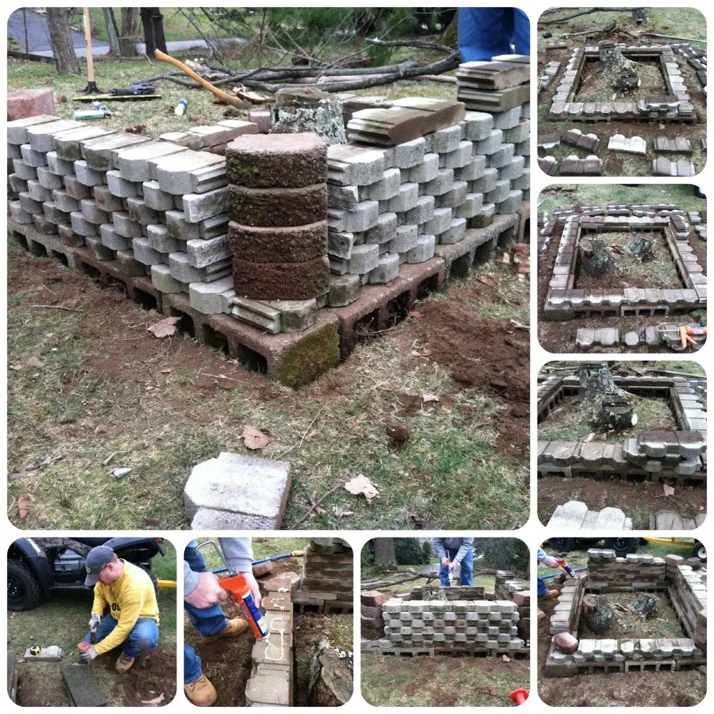 20 Stunning DIY Fire Pits You Can Build Easily - Home and ... on Backyard Fire Pit Ideas Diy id=39158