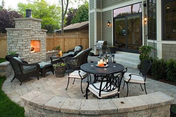 backyard design outdoor patio ideas 15 Fabulous Small Patio Ideas To Make Most Of Small Space