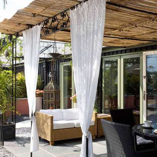 small patio ideas 15 Fabulous Small Patio Ideas To Make Most Of Small Space