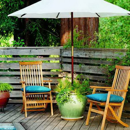 15 Fabulous Small Patio Ideas To Make Most Of Small Space ... on Diy Small Patio Ideas id=56422