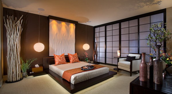 20 Inspiring Master Bedroom Decorating Ideas - Home And ... on Master Bedroom Curtains  id=41182