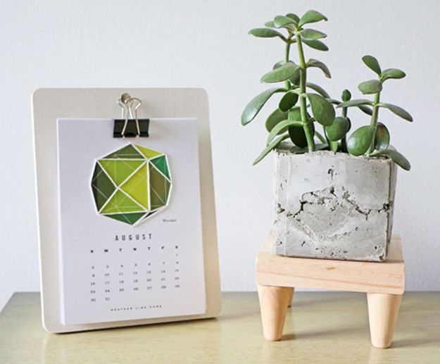 15 DIY Plant Stands You Can Make Yourself - Home And ... on Hanging Plant Stand Ideas  id=83492