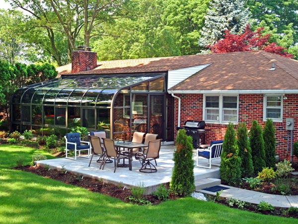 30 Inspiring Patio Decorating Ideas to Relax On A Hot Days ... on Patio Enclosure Ideas  id=74067