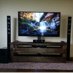 33 Diy Tv Stands You Can Build Easily In A Weekend Home And Gardening Ideas
