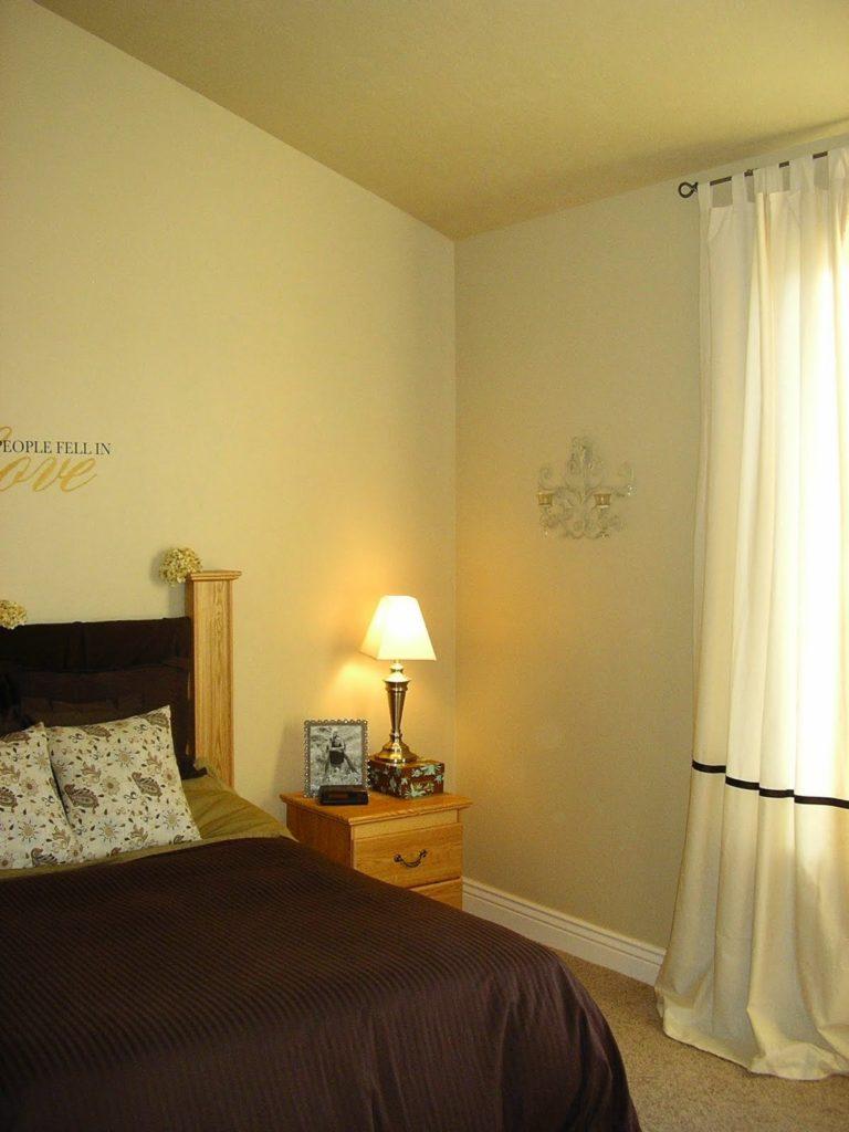 Budget Makeover Bedrooms