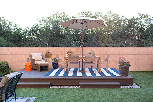10 Floating Deck Plans-Add Visual Appeal To Your Backyard ... on Floating Patio Ideas id=92736
