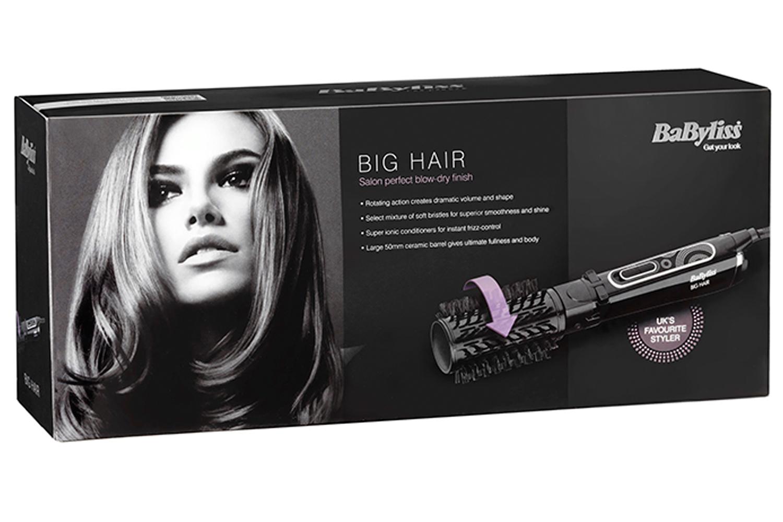 BaByliss Big Hair 50mm Rotating Brush 2885U Ireland