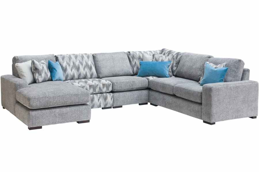Gotham Sofa with Chaise   Ireland Gotham Sofa with Chaise