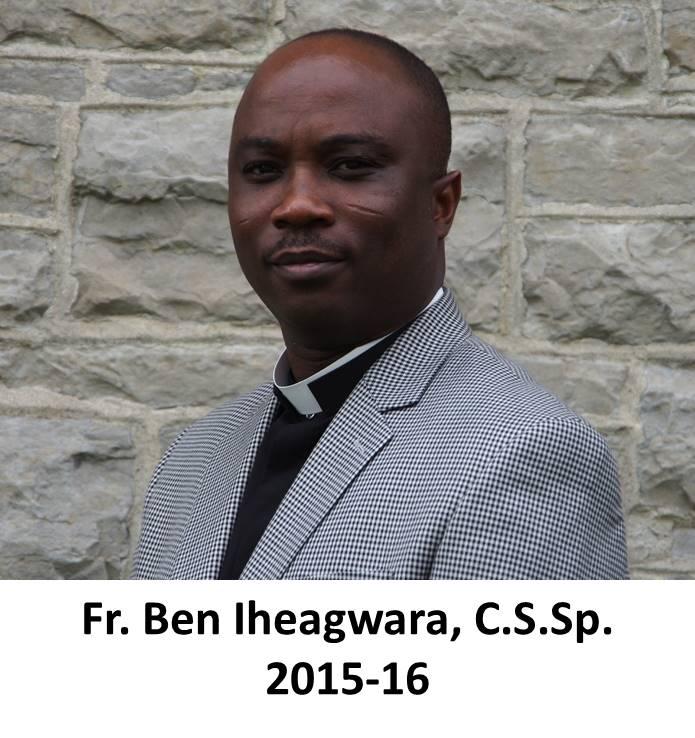 Fr. Ben Iheagwara