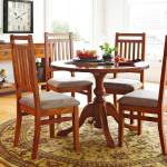 Clutha 5 Piece Round Dining Suite By Woodpecker Furniture Harvey Norman New Zealand