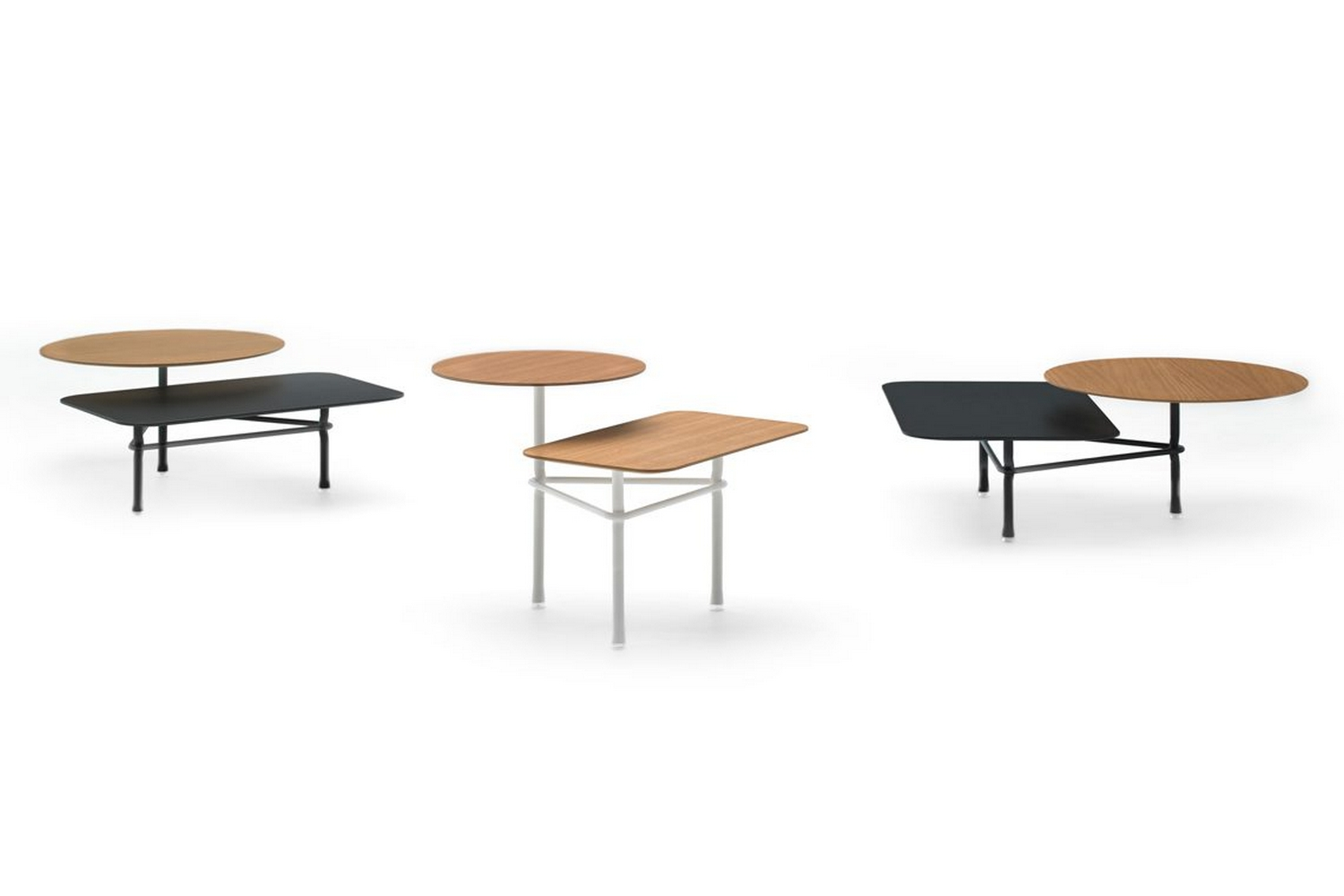Tiers Table By Patricia Urquiola For Viccarbe Space