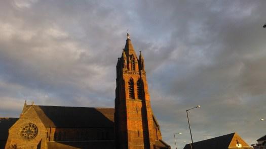 Parish Church of Saint John The Evangelist, Middlesbrough, 12/05/2012