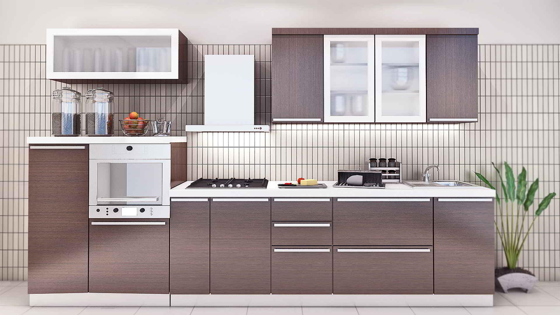 Kitchen Interior Design Hd