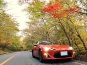 富士山スカイラインをドライブ