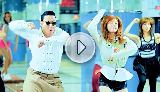 KAI Gangnam Style