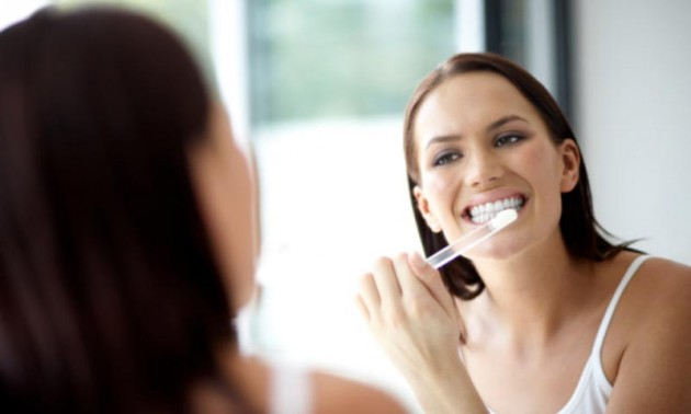 ดูดวง ทายใจ จากวิธีแปรงฟันของคุณ