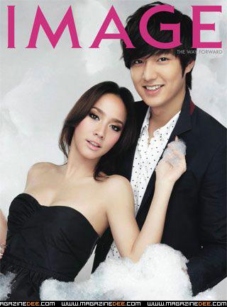 แฟชั่น ฟองสบู่เซ็กซี่ซู่ซ่า อั้ม พัชราภา – Lee Min Ho