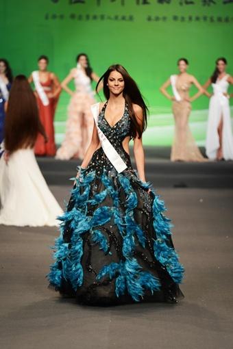 ผู้เข้าประกวด Missworld 2012