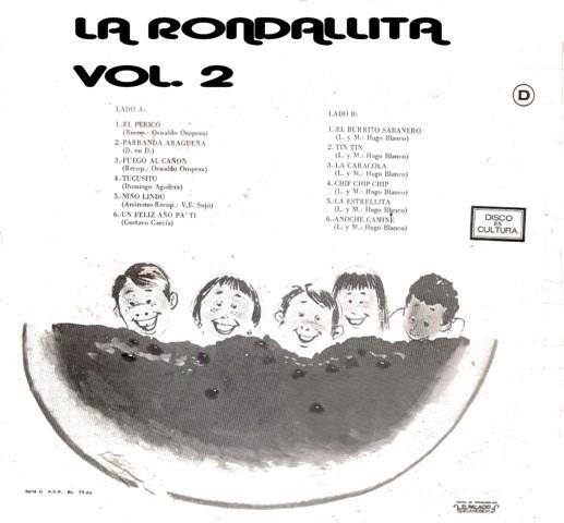 La Rondallita Vol.2 (2/3)