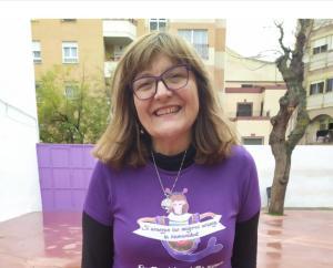 Entrevista a nuestra Presidenta de HOAC Jaén, Isabel Mateos Valero