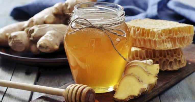 Quá dễ dàng để chữa viêm họng bằng Mật ong và Gừng