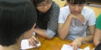 Điều quan trọng nhất của việc học là giúp người học định vị được bản thân mình.