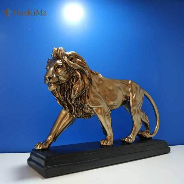 Tượng sư tử trang trí