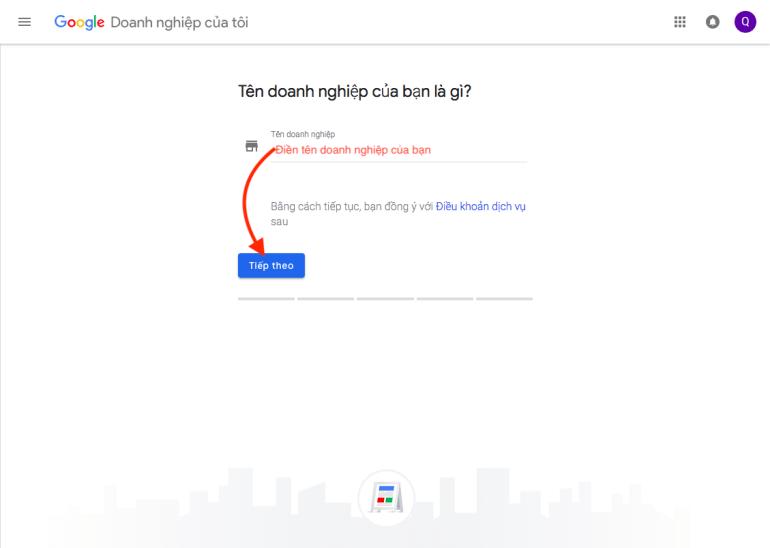 Bước 1: Đưa địa chỉ lên Google Maps