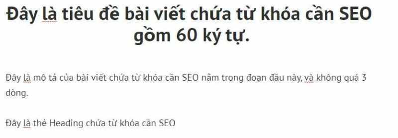 viet bai tren blog bang wordpress optimized