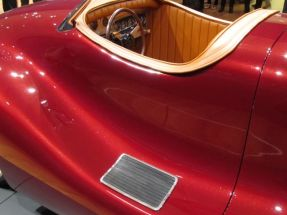 1947 Norman Timbs Special, see the step? There are no doors.