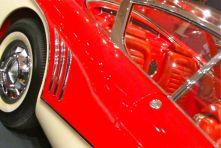 1956 Buick Centurion, detail.