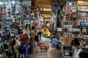 Chợ Bến Thành 09